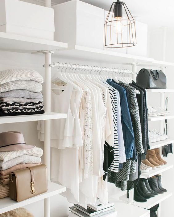 Cleaning out my closet: how to know to let it go
